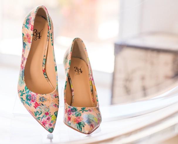 c6f9e50b1 A Startup 33e34.com.br faz jus ao nome: só vende calçados exclusivos nessa  numeração. Tudo começou quando Tania Gomes, CEO da loja, que calça 33, ...