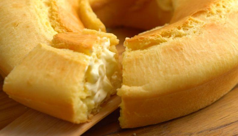Resultado de imagen para Pão de queijo with Requeijao