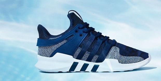 047ba2e8dcb Adidas vende um milhão de tênis feitos com plástico retirado dos ...