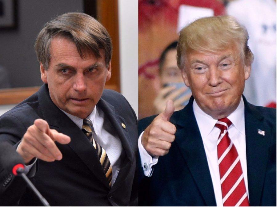 Bolsonaro Trump