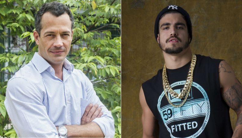 Malvino Salvador E Caio Castro Serão Amantes Em Nova Novela