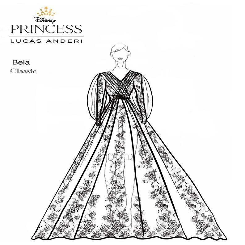 vestido noiva princesa bela 0721 1400x1400